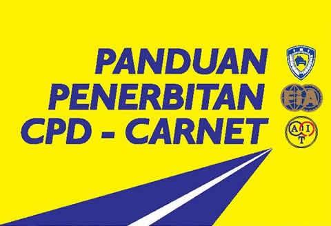 PANDUAN PENERBITAN CPD - CARNET