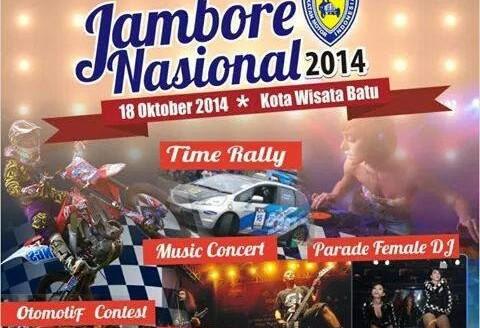 Jambore Nasional IMI 2014