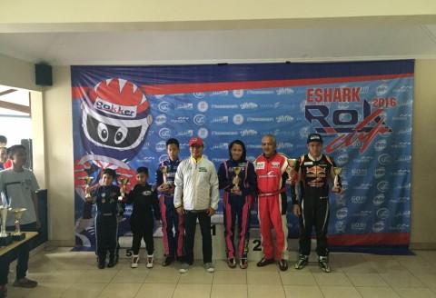 Eshark Rok Cup Indonesia 2016